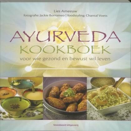 Lies Ameeuw  Ayurveda - Kookboek