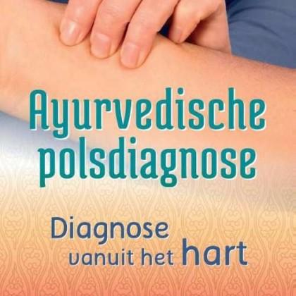 Lies Ameeuw  Ayurvedische polsdiagnose  - Boek