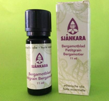 BERGAMOT-blad (Petitgrain)  /  Citrus aurantium ssp bergamia  /  EO