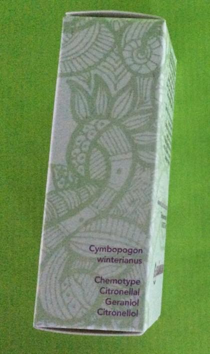 CITRONELLA, JAVA   /  Cymbopogon winterianus  /  EO
