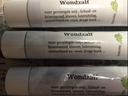 Lezersbrief:  Wondzalf Iris