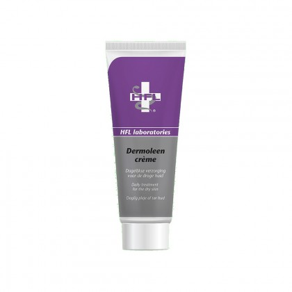 HFL basics HFL Dermoleen Cream  - 125 ml