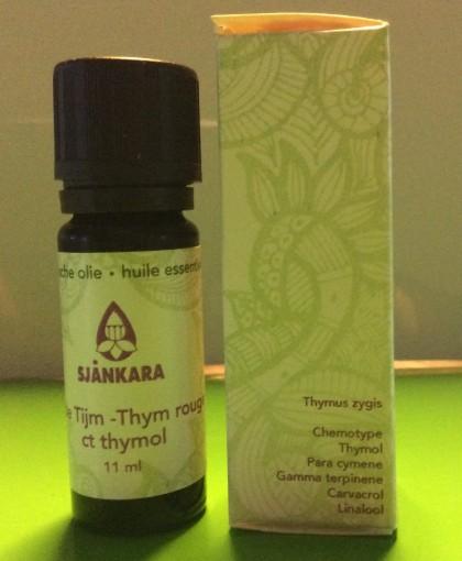 TIJM, RODE  / Thymus zygis ct thymol  /  BIO EO