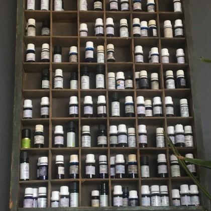 Sjankara  TIJM, Witte  / Thymus vulgaris ct thuyanol / EO
